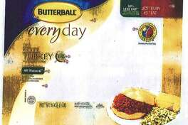 Ground turkey from Butterball is being recalled due to a potential salmonella contamination.
