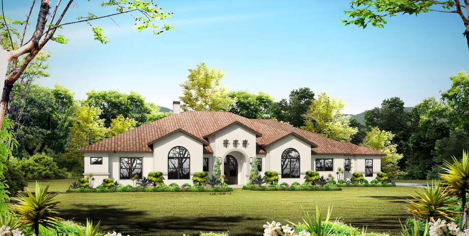 Builder: Burdick Custom Homes  Subdivision: Cantera Hills Address: 9827 Midsomer Place Price: $1,295,000 Photo: Burdick Custom Homes