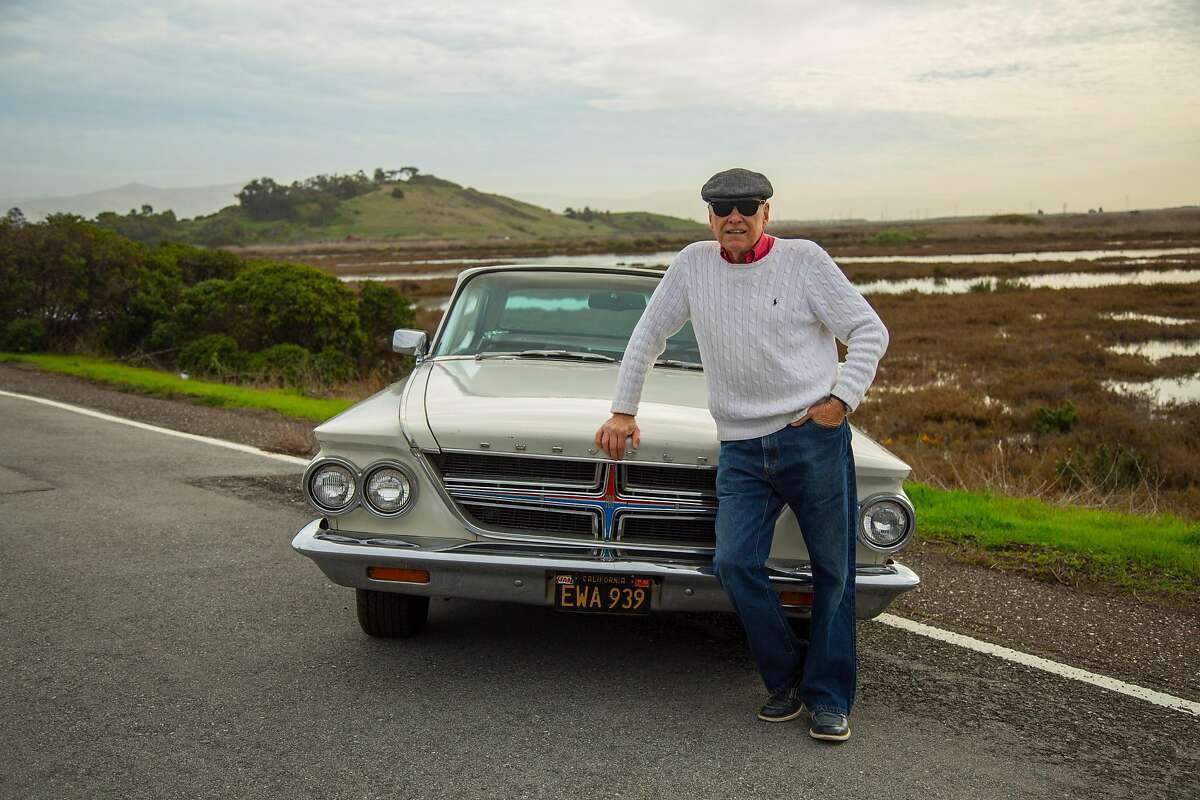Larry Jett of Newark owns a 1963 Chrystler 300.