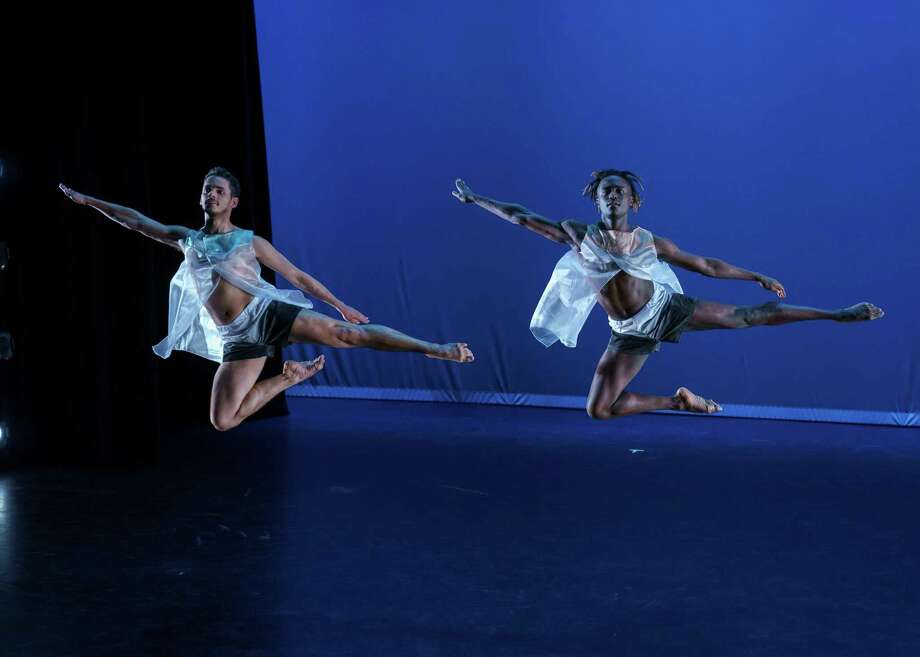 """METdance, a contemporary dance company based in Houston, is preparing for """"Better Together,"""" a dance that shows strength in unity and features a number of guest choreographers and performers. The show runs April 12 and 13. Photo: Courtesy Of METdance / Photo by Ben Doyle"""