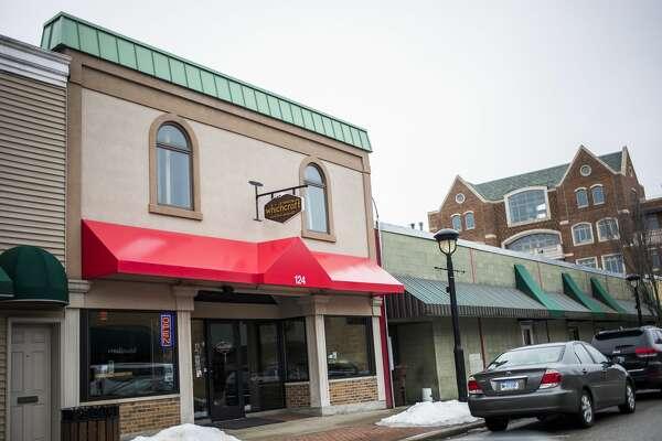 Whichcraft is located at 124 Ashman Street. (Katy Kildee/kkildee@mdn.net)