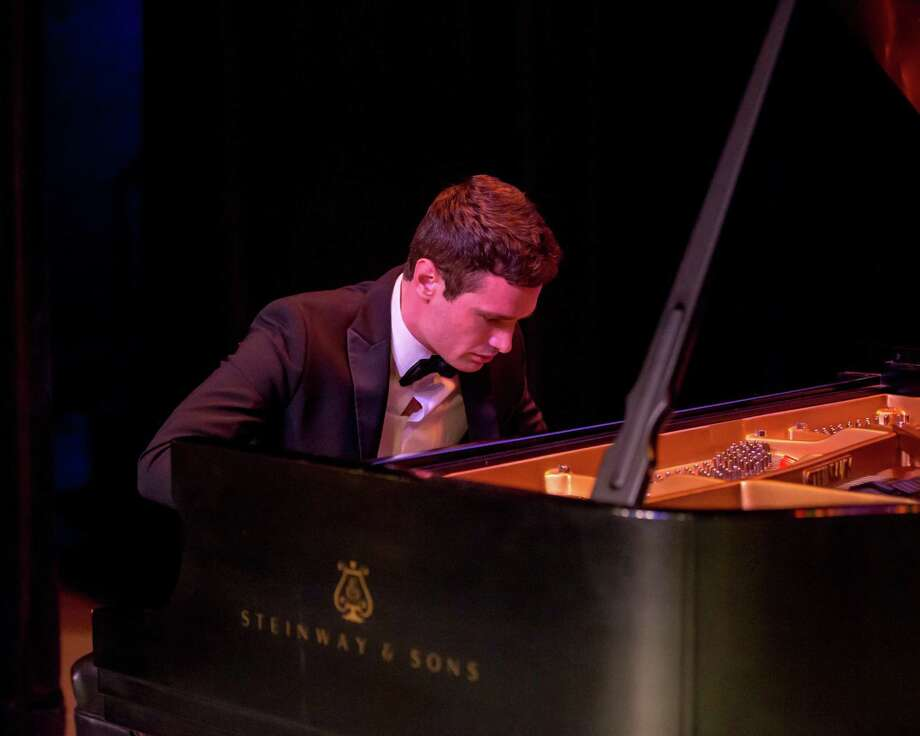Artem Kuznetsov was the Grand Prize winner for the 2019 Young Texas Artists Music Competition held at the Crighton Theatre on Saturday night. Photo: Photo By DWC Photography