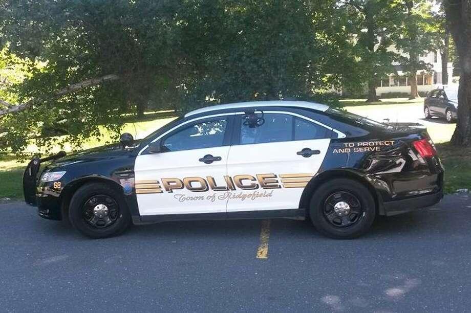 Ridgefield police car. Photo: Ridgefield Police Department / Facebook