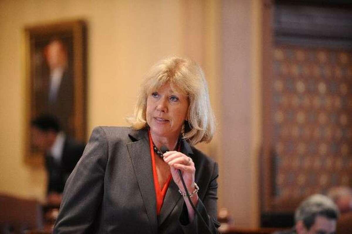 State Sen. Julie Morrison, a Democrat from Deerfield.