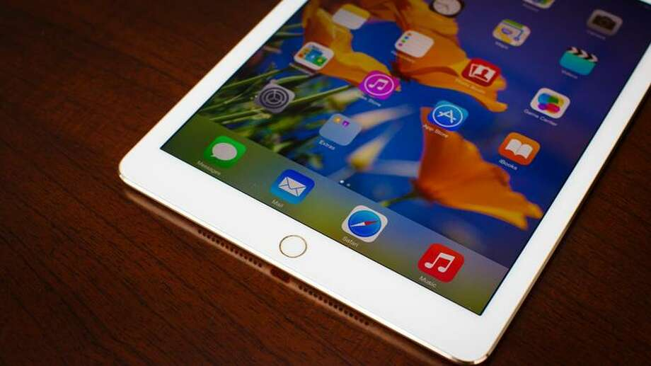iPad Air 2 Photo: CNET / ONLINE_YES