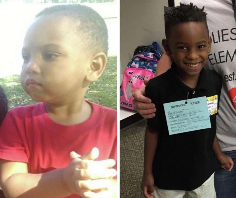Police have issued an Amber Alert for Aiden Payne-Warner, 4, and Alexander Payne-Warner, Jr., 6, who were allegedly abducted at gunpoint by Andre Redus McDaniel, 27, in the 8300 Block of Blue Quail Drive on Monday, March 11, 2019. Photo: Houston Police Department