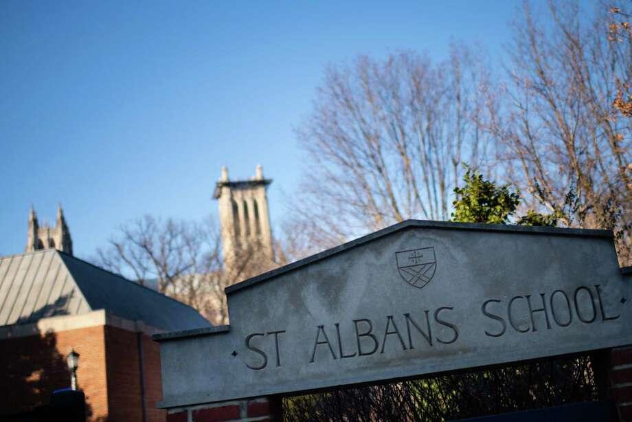 St. Albans School in Washington, D.C. Photo: Washington Post Photo By Sarah L. Voisin. / The Washington Post