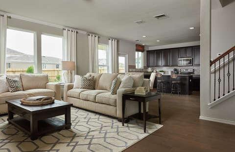 Centex Model Homes In San Antonio Tx | Flisol Home