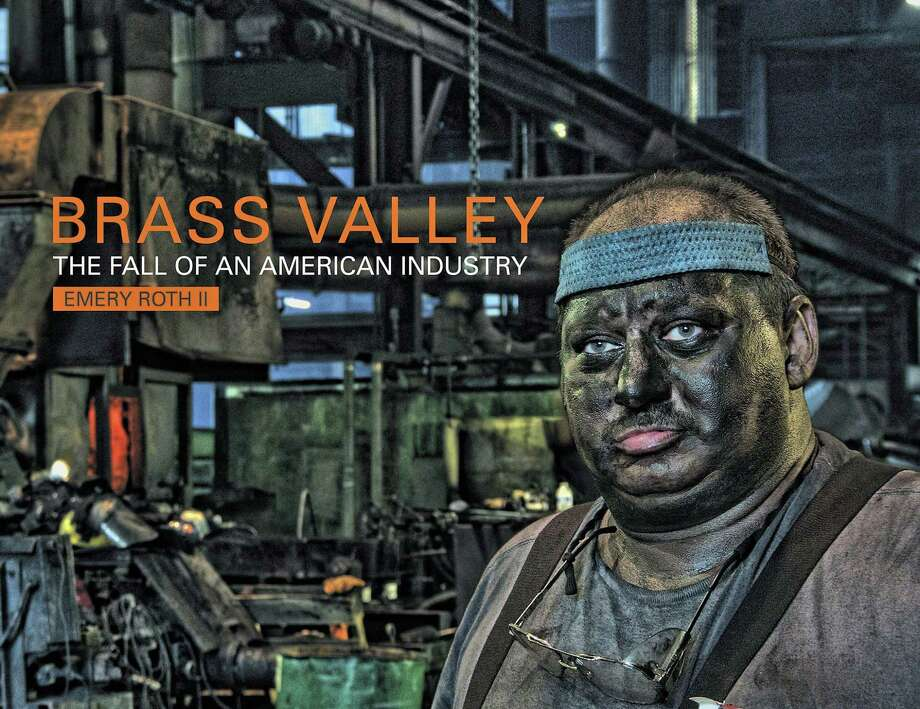 """Author and photographer Emery Roth published a book """"Brass Valley: The Fall of an American Industry"""" (Schiffer Books, 2015) and will present a slide talk about it at the Fairfield Museum on Wednesday. The """"History Bites"""" lunchtime lecture takes place on March 20 at 12:30 p.m. and is open to the public Photo: Contributed Photo"""