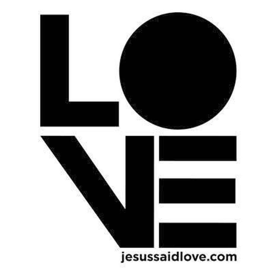 Jesus Said Love Photo: Jesus Said Love