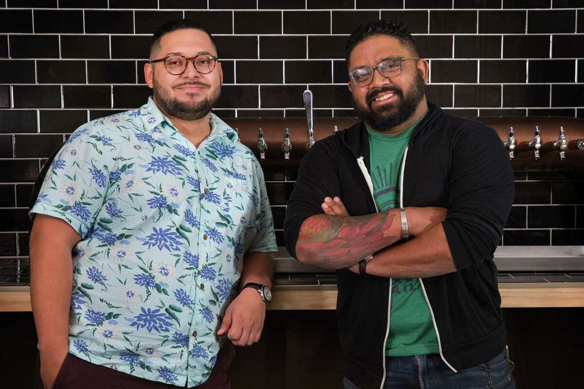 Greg Perez and Sharif Al-Amin are partnering to open Monkey's Tail bar in the Lindale Park neighborhood.