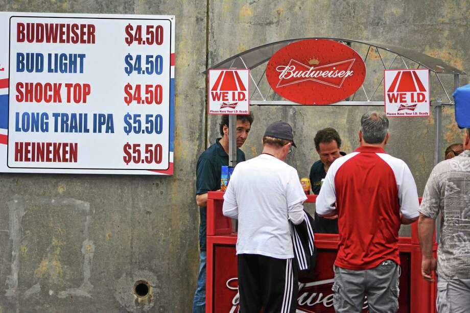 A concession stand was operated for four years by the Torrington Titans as part of the team's lease agreement with the city. This will be the second season without a concession stand at the ball park. Photo: File Photo / Hearst Connecticut Media