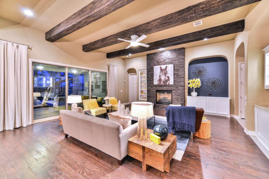 Builder: Sitterle Homes Community: Balcones Creek Address: 28954 Bearcat Boerne, TX 78006 Price: $355,000- $414,000 Photo: Sitterle Homes