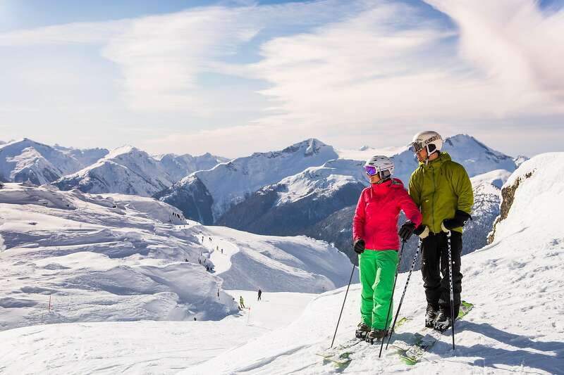 The ultimate guide to skiing in Whistler