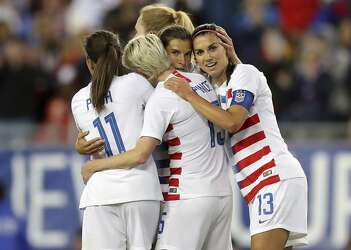 Why does the U S  women's soccer team get paid less than the