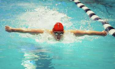 Greenwich captures seventh consecutive State Open swimming