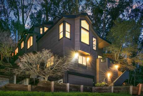 6988 Pinehaven Road in Oakland is a four-bedroom, three-bathroom with more than 4,000 square feet of living space that's available for $1.695 million.