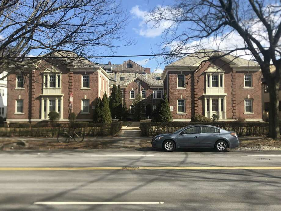 431 Whitney Ave. Investment sales broker Northeast Private Client Group announced the sale of three New Haven, Conn. apartment buildings in two transactions totaling $13,300,000. Brad Balletto, VP Investments, and Rich Edwards & Jeff Wright, investment associates, in the firm's Shelton, Conn. office, represented the seller and procured the buyer in both transactions. Photo: Contributed /