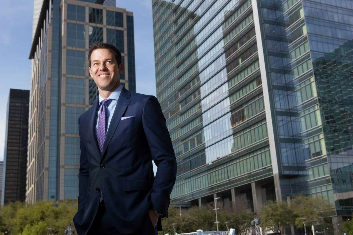 Jay Brown, CEO of Crown Castle International Corp., leads the nation's largest provider of communications infrastructure. The company's primary business is building, leasing and selling cellphone towers. It also hold thousands of miles of fiber optic cable. The company was No.3 on the Chronicle 100's list of top performing public companies.