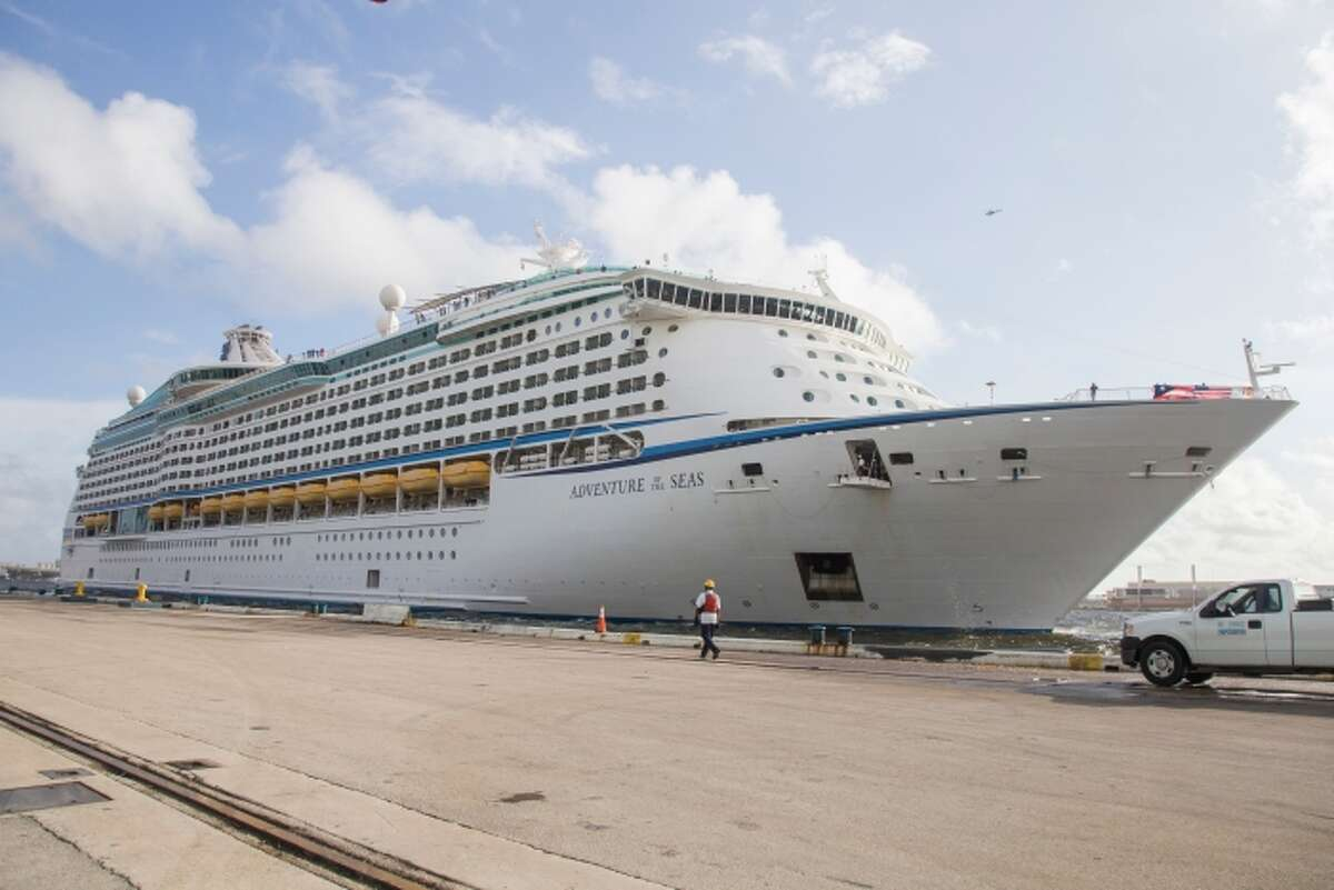 PHOTOS: Where you can cruise to from GalvestonThe global cruise line's largest ship sailing short getaways, Adventure of the Seas (pictured here), will homeport in Galveston for the first time in 2020.>>>See some of the unique rides on the ships as well as the tropical paradises that await you when you cruise from Galveston...