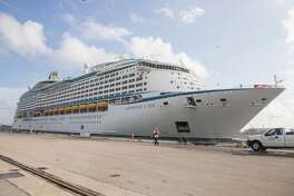 The global cruise line's largest ship sailing short getaways, Adventure of the Seas, will homeport in Galveston for the first time in 2020.