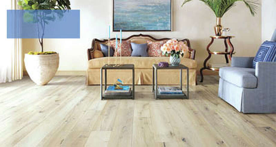 Bella Cera's expertly hand-crafted wood flooring, at Southwest Floors, is the finishing touch to the most elegant décor. Photo: Courtesy