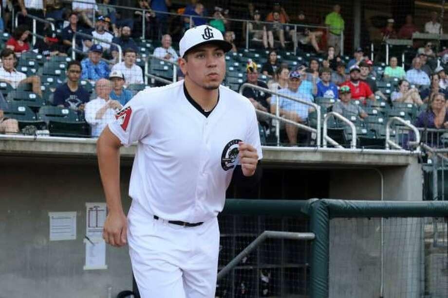 The Tecolotes Dos Laredos announced the signing of infielder Rudy Flores on Thursday the night before the team opens exhibition play at 4 p.m. Friday at Slaughter Park against Acereros de Monclova. Photo: Michael Wade / Getty Images File