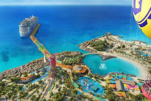 Perfect day at CocoCay, BahamasCaribbean travelers will have the ultimate trip visiting one of the cruise line's private island destinations that boasts multiple attractions for families.