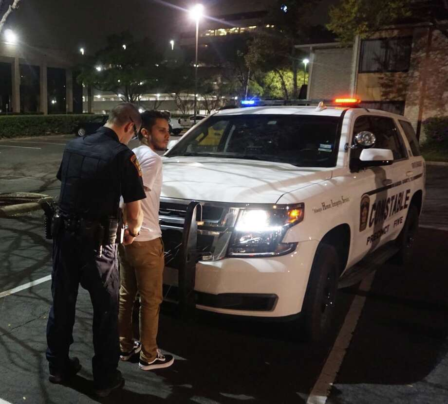 Street racers busted on Katy Freeway