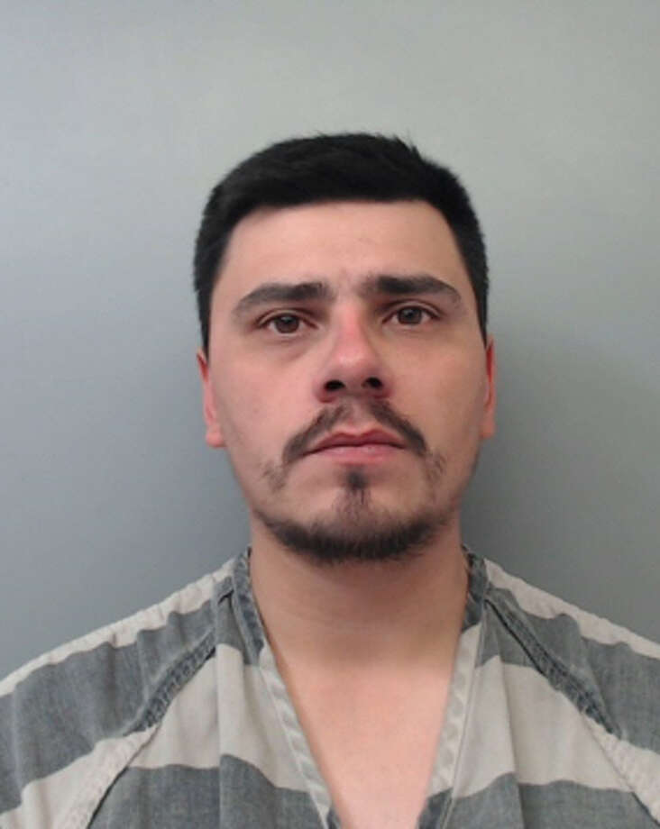 Roberto Carlos Ortiz III, 28, was charged with assault, family violence by impeding breath, circulation. Photo: Webb County Sheriff's Office
