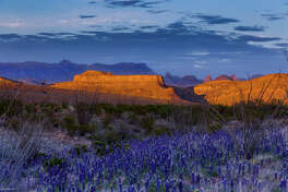 Photographer Lee McMullen, a former professor of microbiology, now spends his days looking through a lens, capturing the breathtaking landscapes at Big Bend National Park in west Texas.