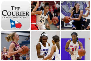 College Park's Sandra Cannady, New Caney's Tori Garza, Magnolia West's Hannah Eggleston, Willis' De'Janae Gilmore and Oak Ridge's Alecia Whyte are The Courier's nominees for Player of the Year.