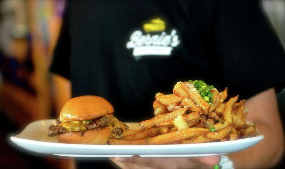 Bernie's Burger Bus has opened its fourth restaurant in Missouri City. Photo: Kimberly Park