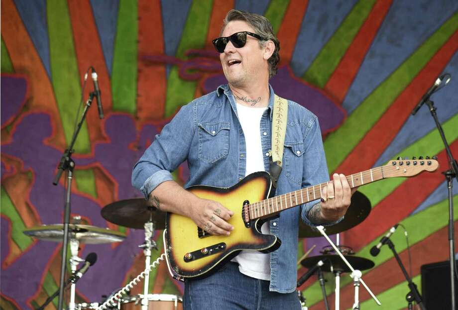 New Orleans-based roots-rocker Eric Lindell is at the Fairfield Theatre Company's Warehouse March 22. Photo: Josh Brasted / WireImage