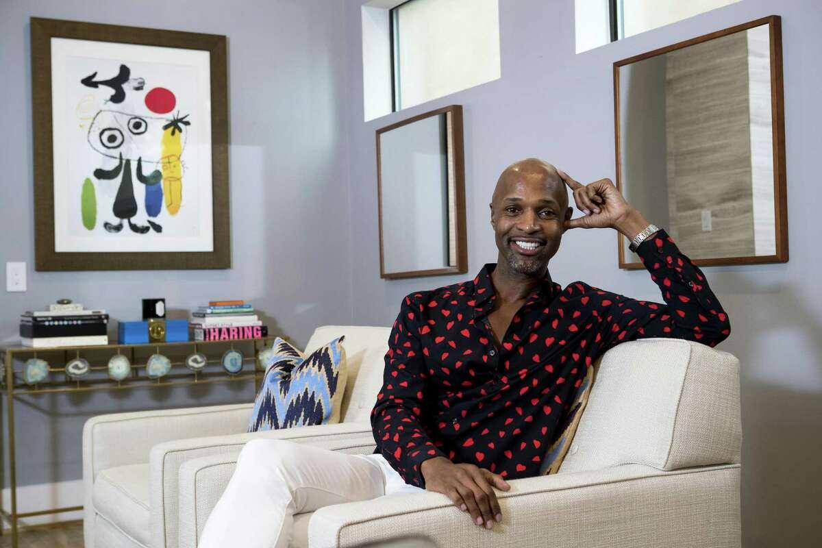 Luxury branding and interiors expert Eric Samuel Green