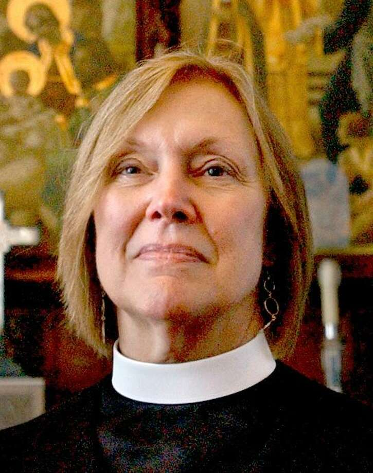 The Rev. Barbara Cheney of St. James Episcopal Church New Haven Photo: /