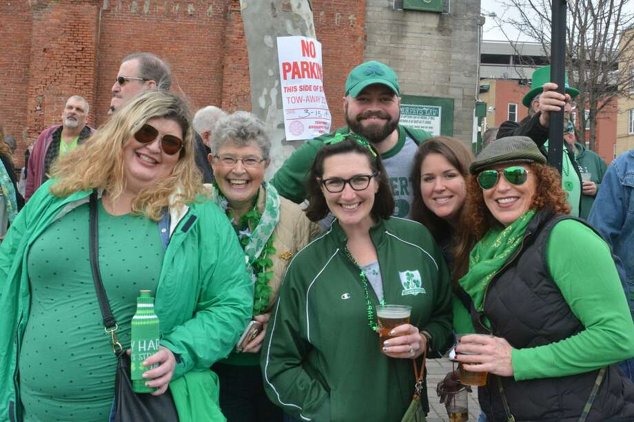 Bridgeport held its annual St. Patrick's Day parade on March 15, 2019. Peter Carroll was the grand marshal. Were you SEEN? Photo: Vic Eng / Hearst Connecticut Media Group