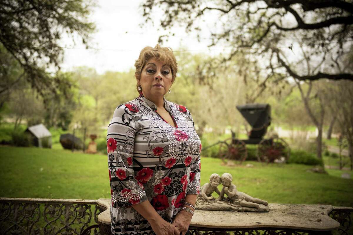 Laura Martinez is the new wife of Charlie Thrash, 81, a wealthy man who is legally mentally disabled. Ms. Martinez has been accused of undue influence and also spending Mr. Thrash's money.