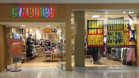 Gymboree will soon be closing its doors at the Stamford Town Center. A photograph on Wednesday, Feb. 13, 2019 in Stamford, Connecticut.