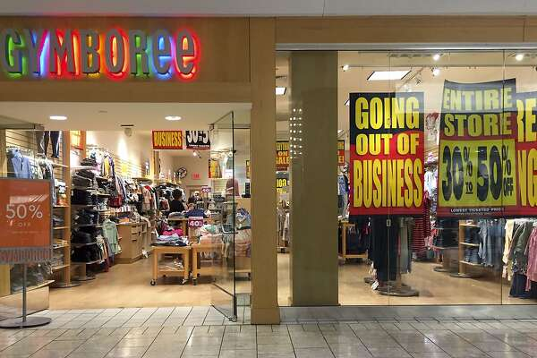 4744334594 1of3This Gymboree store in Connecticut advertises a sale ahead of its  closing. The chain will shut all of its locations.Photo  Matthew Brown    Hearst ...