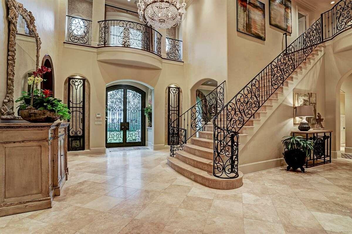 Neighborhood: River Oaks2320 River Oaks Boulevard$8.3 million7 bedrooms, 7 & 5 half bathrooms11,298square feet