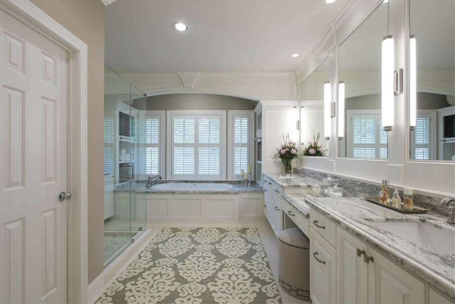 Create a bathroom in your home that boasts both fabulous style and function.
