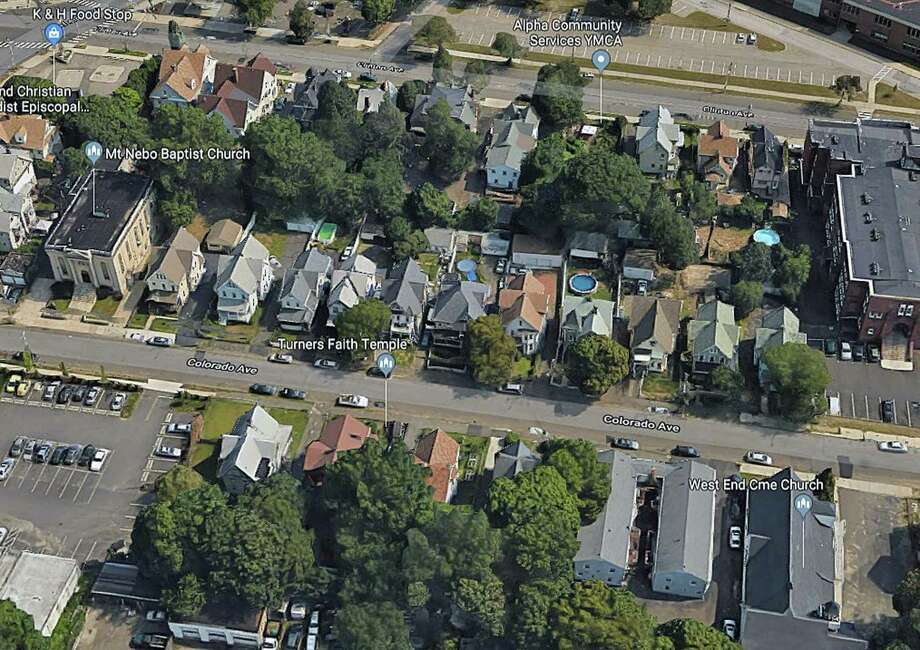 A Google Maps view of the 300 block of Colorado Avenue in Bridgeport, Conn. Photo: Contributed Photo / Google Maps / Contributed Photo / Connecticut Post Contributed