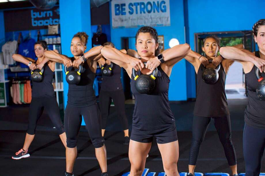 Burn Boot Camp, a machinery-free training gym, will make its debut in The Woodlands in late 2019 with two locations in the township in the works. Photo: Courtesy Of Burn Boot Camp