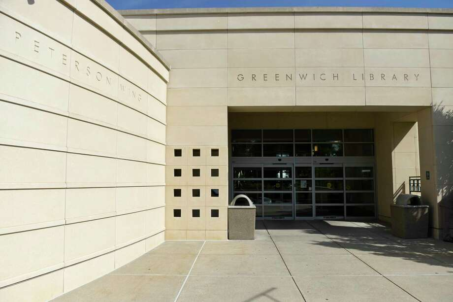 The Greenwich Library will be open for extended hours from Tuesday through Thursday this week. Photo: Tyler Sizemore / Hearst Connecticut Media / Greenwich Time