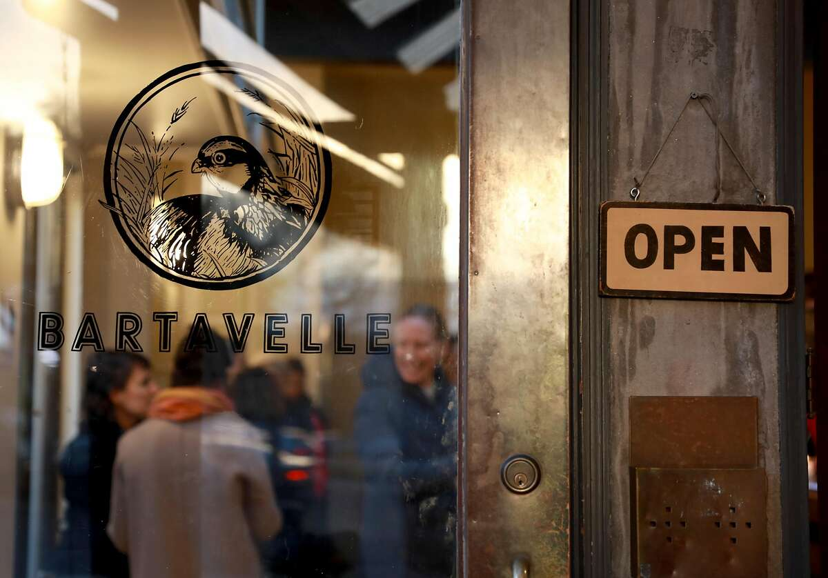Bartavelle Coffee and Wine Bar is located at 1603 San Pablo Ave. in Berkeley, Calif., on Friday, March 8, 2019.