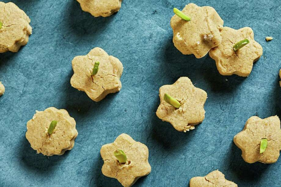 Chickpea Cookies. Photo: Tom McCorkle For The Washington Post; Food Styling By The Washington Post's Bonnie S. Benwick. / For The Washington Post