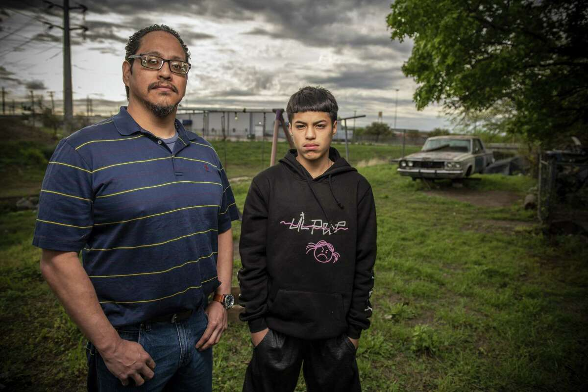 Cleto Rodrigue deaf Tafolla Middle School has sued SAISD in federal court, claiming the school district asked him to come to parent-teacher conferences when his son was being bullied but did not provide sign language interpreters upon request, as required by the ADA and other laws. SAISD denies the allegations.