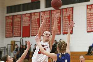 Vanessa Stolstajner and Cromwell will take on Sheehan in the Class M championship game on Sunday.