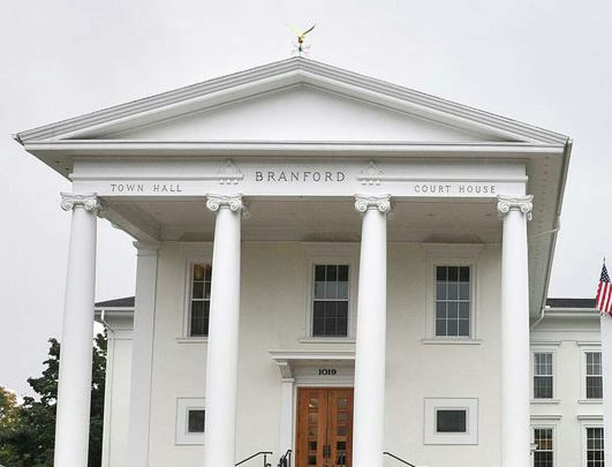 Branford Town Hall